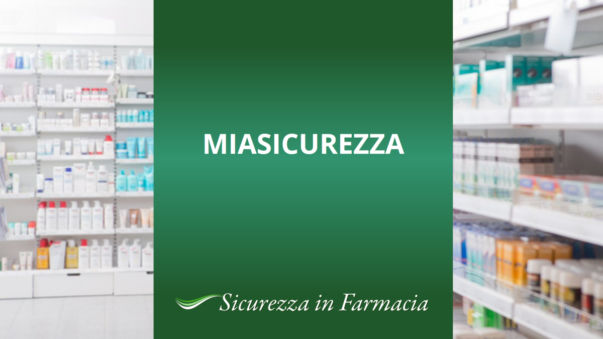 MiaSicurezza - sicurezza in farmacia